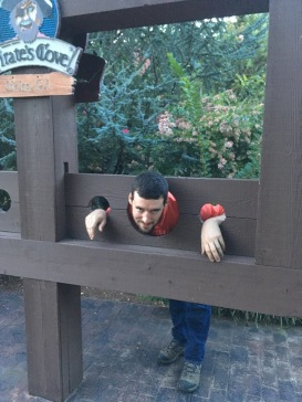 Jake in the Stocks