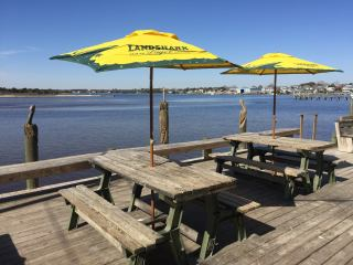 Swannsborough Yacht Club Deck