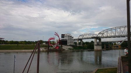 River and Bridge View
