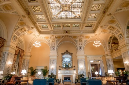 The Hermitage Hotel - Lobby
