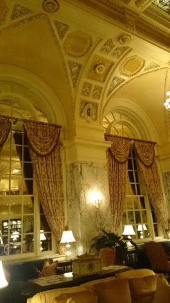 The Hermitage Hotel - Windows