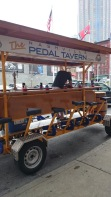 The Pedal Tavern