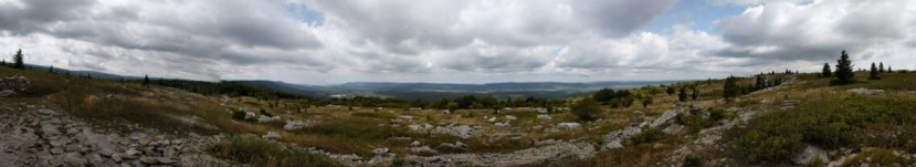 Canaan Valley Overlook Pano