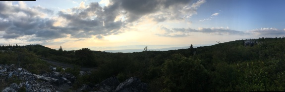 Mountaintop Pano