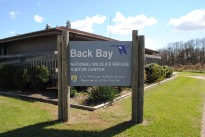 Back Bay Visitor Center
