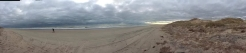 Pano Beach Shot